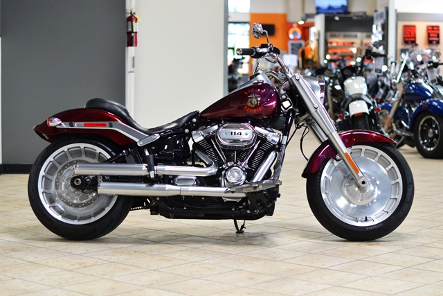 2018 Harley-Davidson Softail Fat Boy 114 at Destination Harley-Davidson®, Tacoma, WA 98424