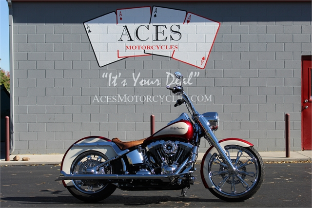 2008 Harley-Davidson Softail Heritage Softail Classic at Aces Motorcycles - Fort Collins