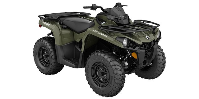 2021 Can-Am Outlander 450 at Riderz