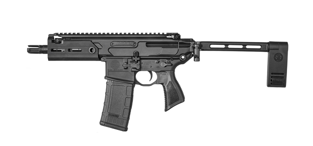 2019 Sig Sauer MCX at Harsh Outdoors, Eaton, CO 80615
