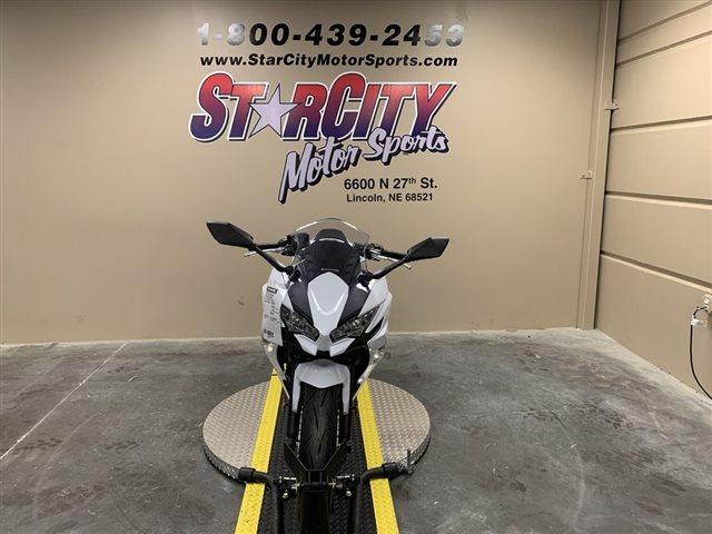 2020 Kawasaki Ninja  650 ABS ABS at Star City Motor Sports