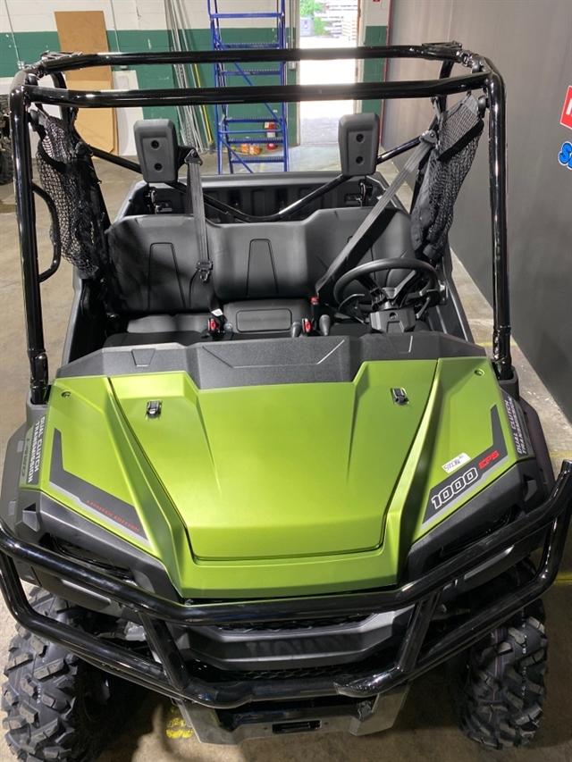 2021 Honda Pioneer 1000 Pioneer 1000 Limited Edition at Sloans Motorcycle ATV, Murfreesboro, TN, 37129