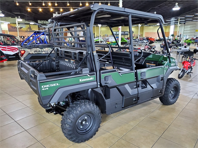 2022 Kawasaki Mule PRO-DXT Diesel EPS at Sun Sports Cycle & Watercraft, Inc.