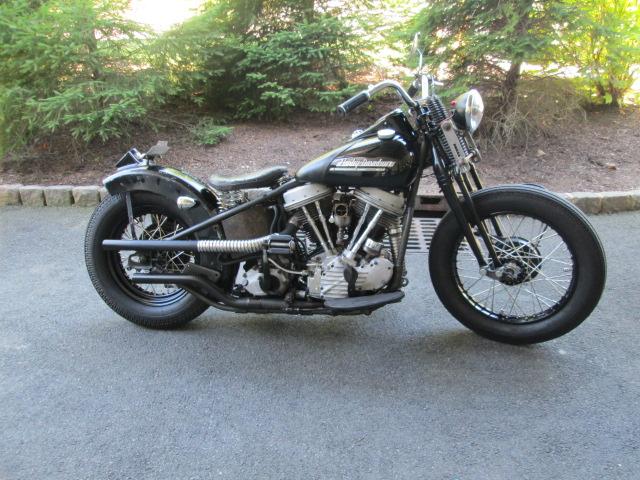 1951 Harley-Davidson FL at Garden State Harley-Davidson