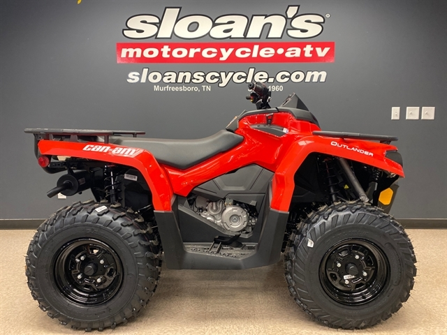 2020 Can-Am Outlander 450 at Sloans Motorcycle ATV, Murfreesboro, TN, 37129