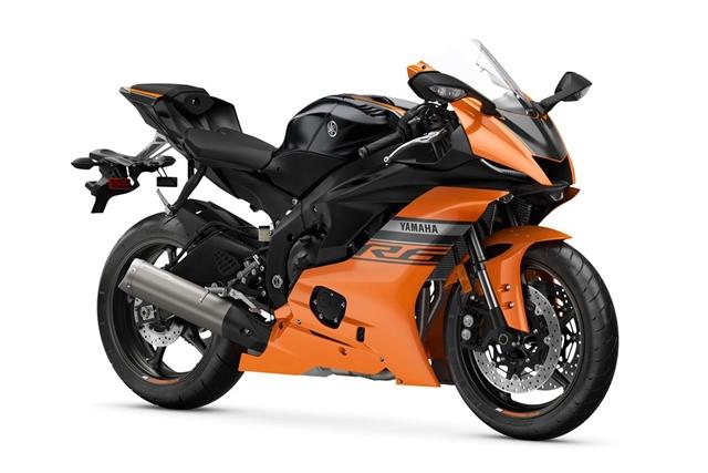 2020 Yamaha YZF R6 at Lynnwood Motoplex, Lynnwood, WA 98037
