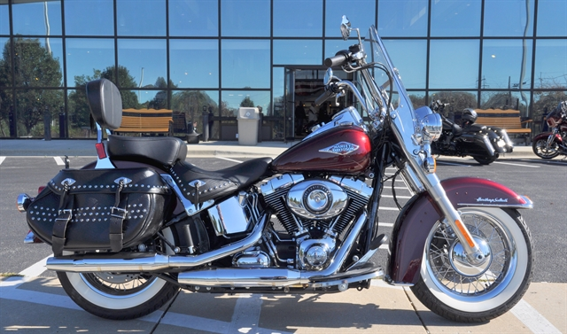 2014 Harley-Davidson Softail Heritage Softail Classic at All American Harley-Davidson, Hughesville, MD 20637