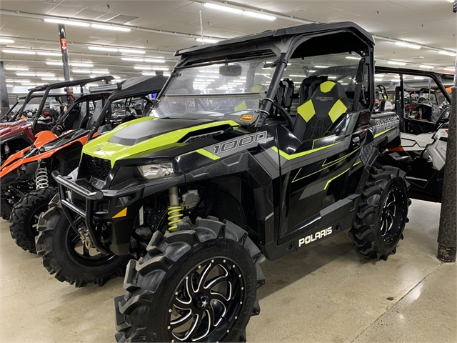 2017 Polaris GENERAL 1000 EPS RIDE COMMAND Edition at ATVs and More