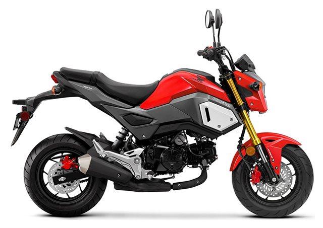 2020 Honda GROM125L Base at Columbanus Motor Sports, LLC