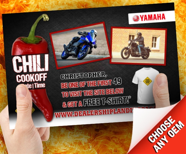 Chili Cookoff Powersports at PSM Marketing - Peachtree City, GA 30269