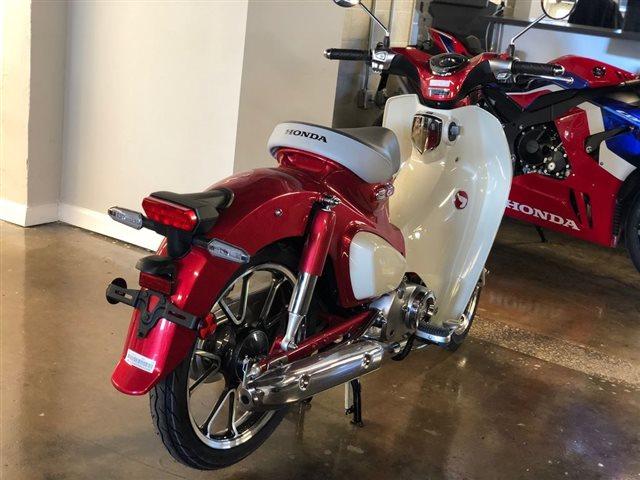 2021 Honda Super Cub C125 ABS at Powersports St. Augustine