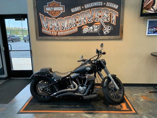 2012 Harley-Davidson Softail Slim at Vandervest Harley-Davidson, Green Bay, WI 54303