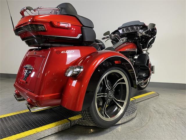 2021 Harley-Davidson Trike CVO Tri Glide Ultra at Worth Harley-Davidson