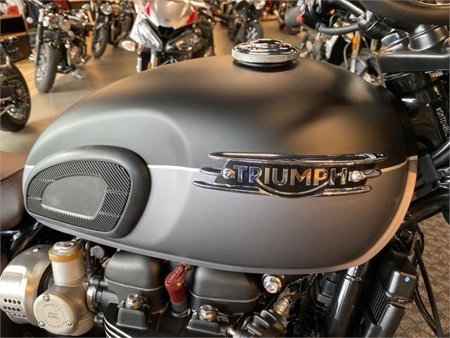 2022 Triumph Bonneville T120 Black at Frontline Eurosports