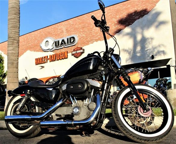 2008 Harley-Davidson Sportster 1200 Nightster at Quaid Harley-Davidson, Loma Linda, CA 92354