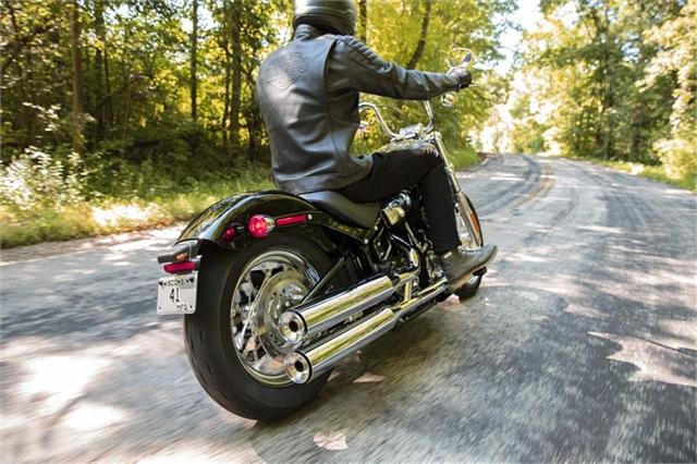 2021 Harley-Davidson Cruiser FXST Softail Standard at Thunder Harley-Davidson