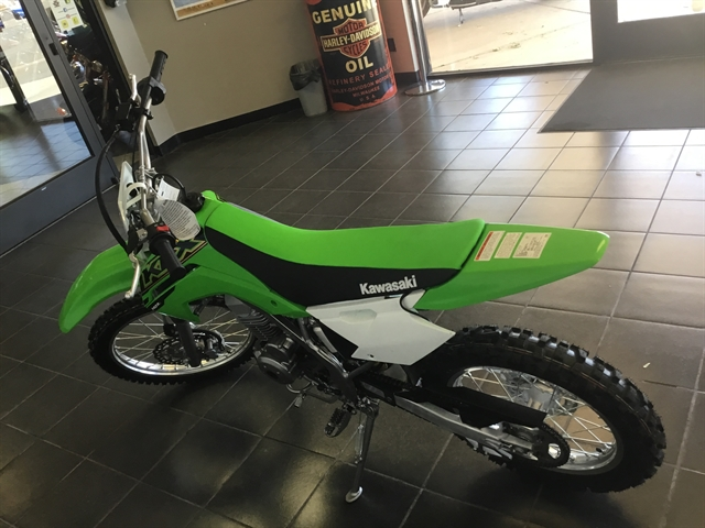 2021 Kawasaki KLX 140R L at Champion Motorsports