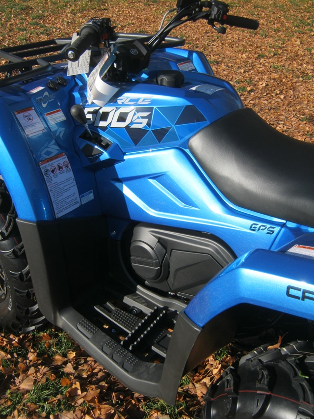 2020 CFMOTO CFORCE 500S at Brenny's Motorcycle Clinic, Bettendorf, IA 52722