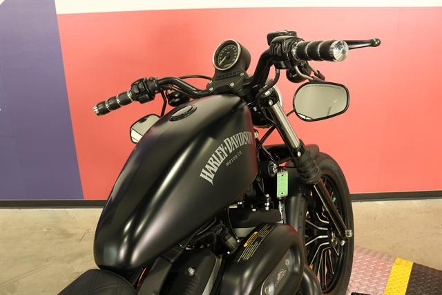 2013 Harley-Davidson Sportster 883 at Texas Harley