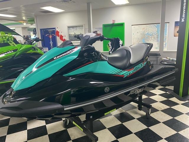 2020 Kawasaki Jet Ski STX 160X at Jacksonville Powersports, Jacksonville, FL 32225