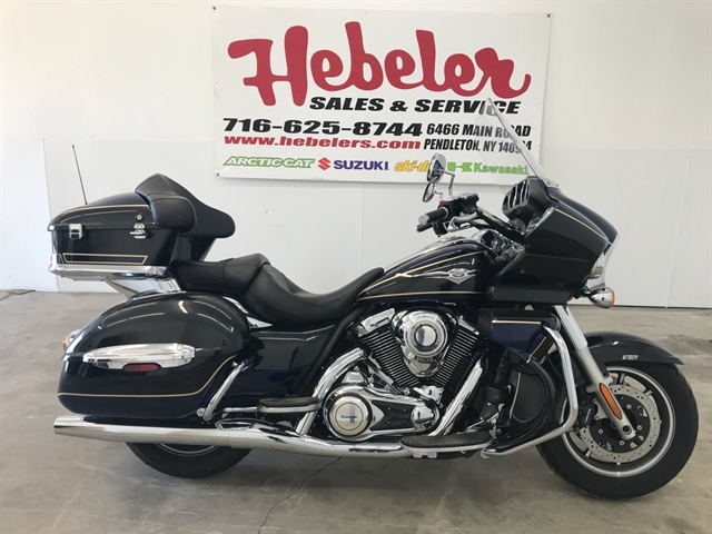 2013 Kawasaki Vulcan 1700 Voyager ABS at Hebeler Sales & Service, Lockport, NY 14094