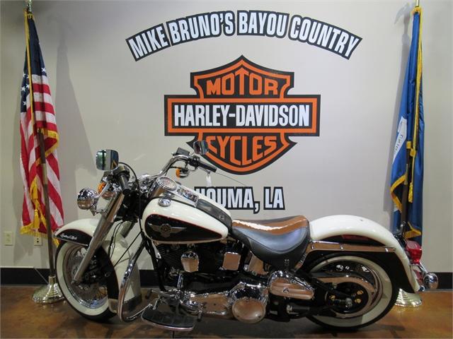 1993 Harley-Davidson FLSTN at Mike Bruno's Bayou Country Harley-Davidson