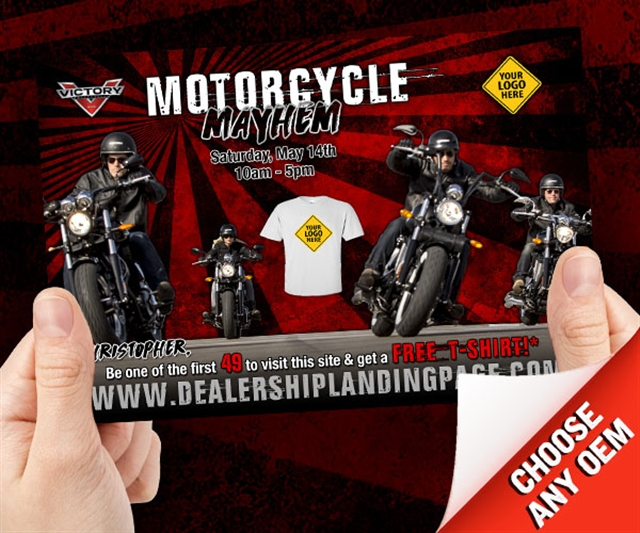 2018 ANYTIME Motorcycle Mayhem Powersports at PSM Marketing - Peachtree City, GA 30269