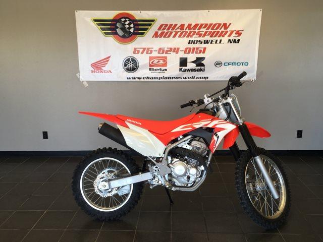 2019 Honda CRF® 250F at Champion Motorsports, Roswell, NM 88201