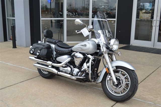 2007 Yamaha Road Star Silverado at Shawnee Honda Polaris Kawasaki