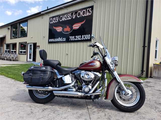 2009 Harley-Davidson Softail Heritage Softail Classic at Classy Chassis & Cycles