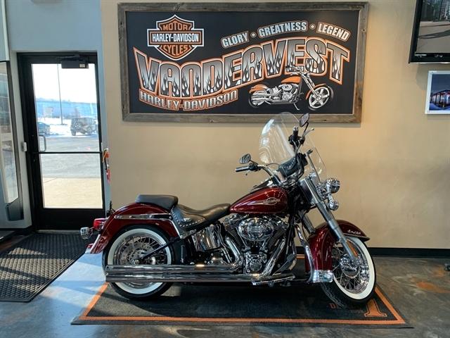 2008 Harley-Davidson Softail Heritage Softail Classic at Vandervest Harley-Davidson, Green Bay, WI 54303