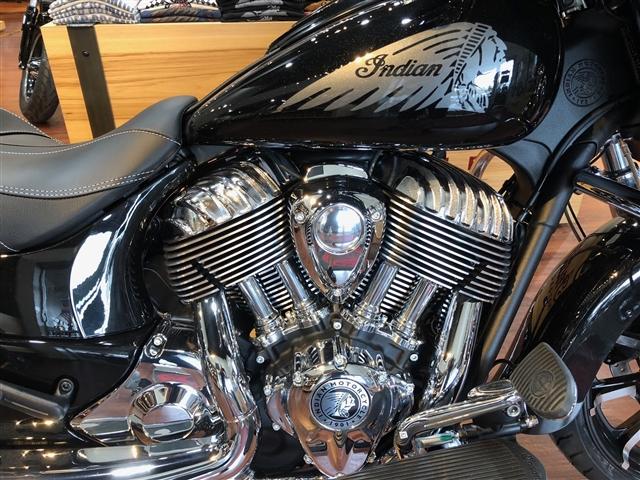 2018 Indian Chieftain Limited at Lynnwood Motoplex, Lynnwood, WA 98037