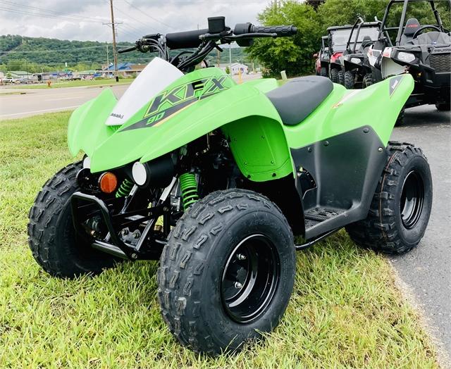 2022 Kawasaki KFX 90 at Prairie Motor Sports