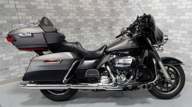 2017 Harley Davidson Electra Glide Ultra Limited At Creek