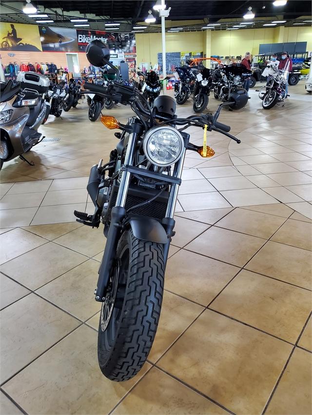 2018 Honda Rebel 500 ABS at Sun Sports Cycle & Watercraft, Inc.