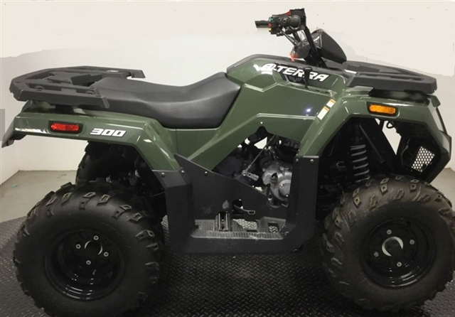2018 Textron Off Road ALTERRA 300 4x4 at Genthe Honda Powersports, Southgate, MI 48195