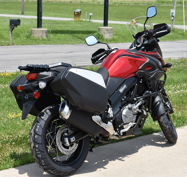 2019 Suzuki V-Strom 650 XT Touring at Lincoln Power Sports, Moscow Mills, MO 63362