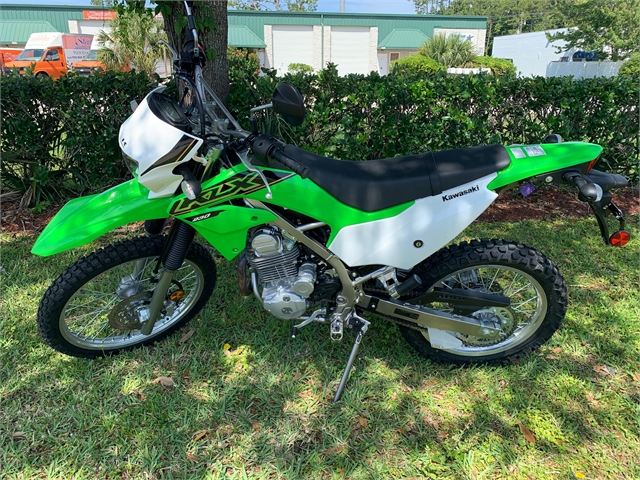 2021 Kawasaki KLX230 ABS 230 ABS at Powersports St. Augustine