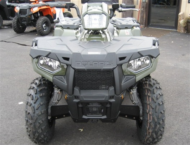 2020 Polaris 570 EPS Sportsman - Sage Green at Fort Fremont Marine