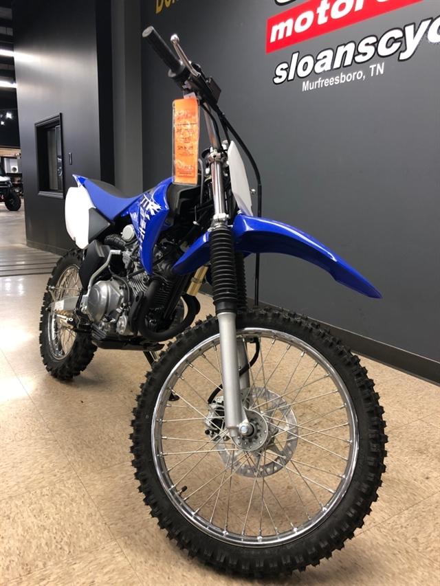 2018 Yamaha TT-R 125LE at Sloans Motorcycle ATV, Murfreesboro, TN, 37129