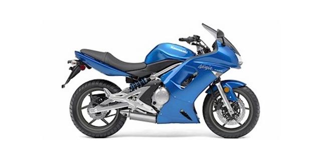 2007 Kawasaki Ninja 650R at Thornton's Motorcycle - Versailles, IN