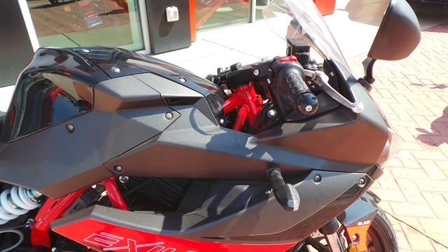 2017 HYOSUNG GD250R 250R at Genthe Honda Powersports, Southgate, MI 48195