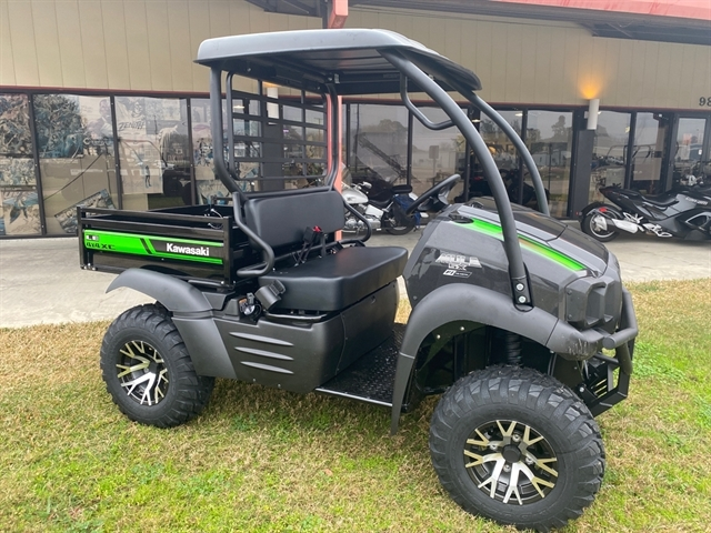 2021 Kawasaki Mule SX FI 4x4 XC LE at Dale's Fun Center, Victoria, TX 77904