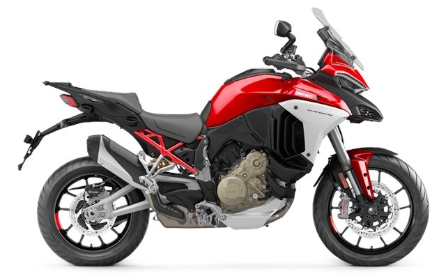 2021 Ducati Multistrada V4 S at Lynnwood Motoplex, Lynnwood, WA 98037