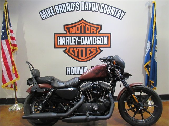 2017 Harley-Davidson Sportster Iron 883 at Mike Bruno's Bayou Country Harley-Davidson