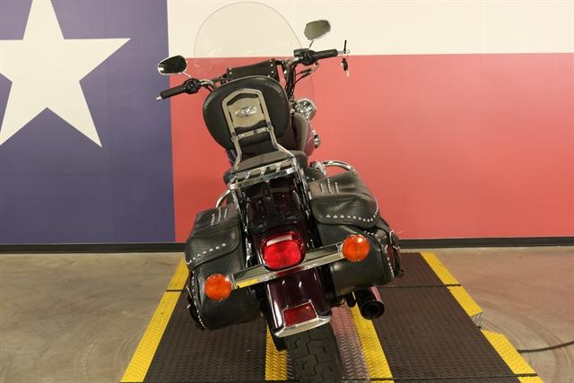 2007 Harley-Davidson Softail Heritage Softail Classic at Texas Harley