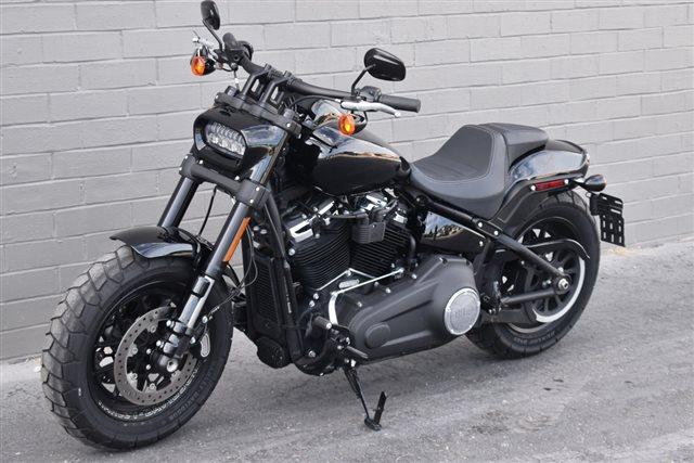 2019 Harley-Davidson Fat Bob 114 Fat Bob 114 at Cannonball Harley-Davidson®