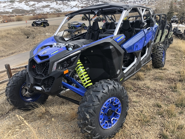 2020 Can-Am Maverick X3 MAX X rs TURBO RR at Power World Sports, Granby, CO 80446