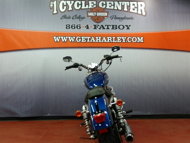 2016 Harley-Davidson XL1200C - Sportster 1200 Custom at #1 Cycle Center Harley-Davidson