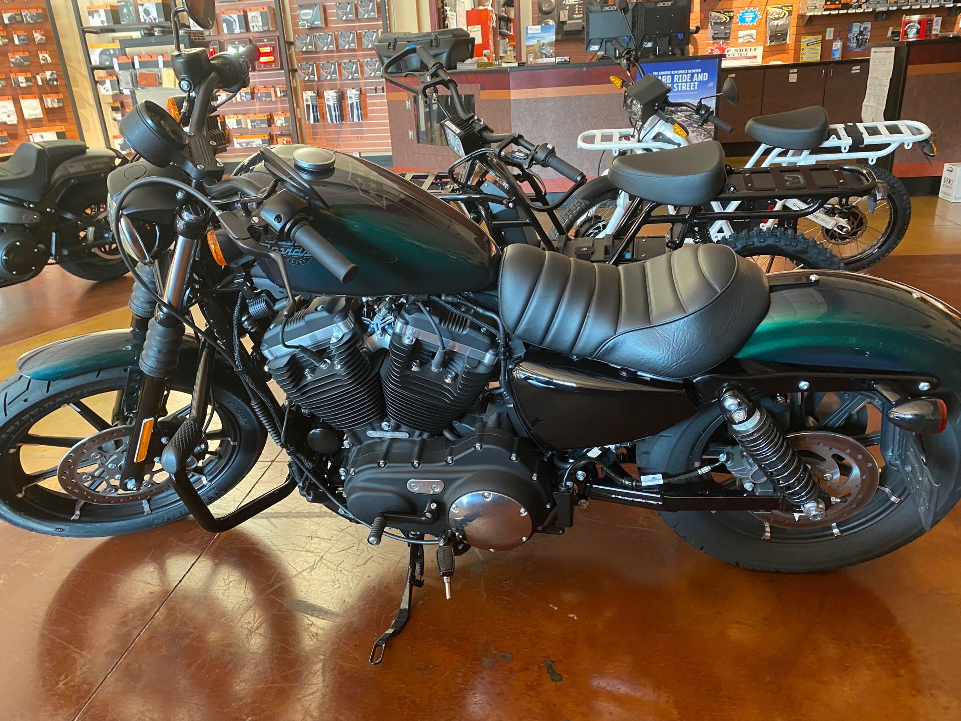 2021 Harley-Davidson Cruiser XL 883N Iron 883 at Gold Star Harley-Davidson